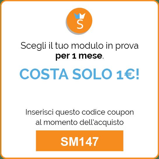 Coupon 1€